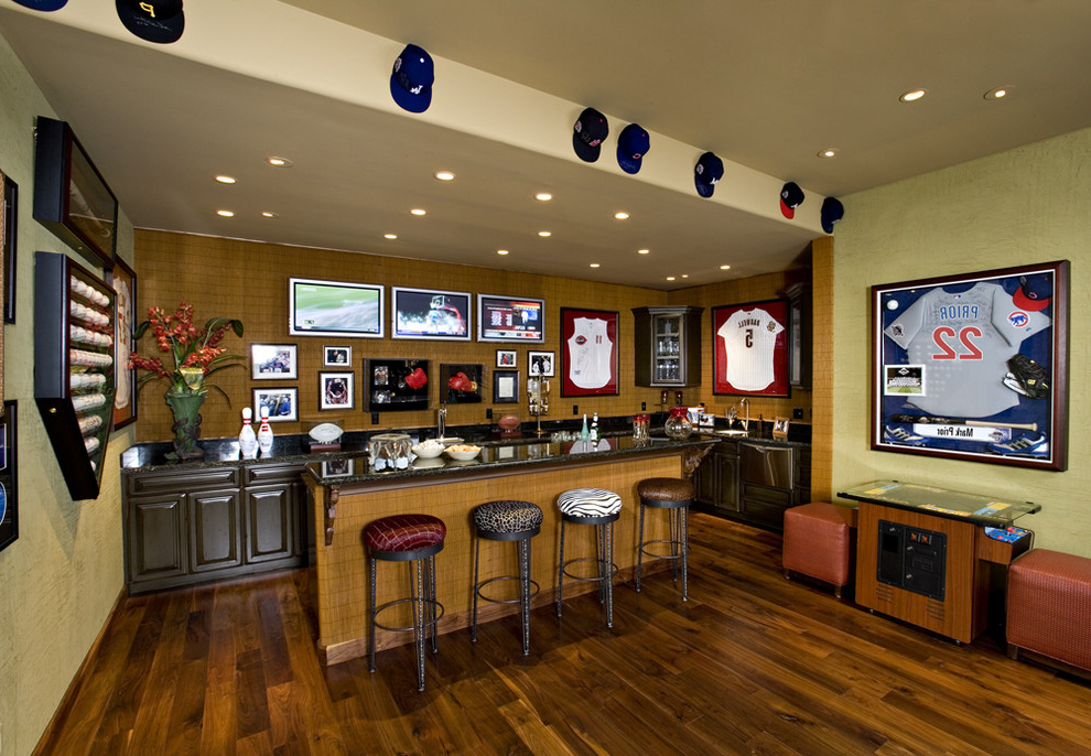 Featured Image of Kitchen Decor In Sport Theme