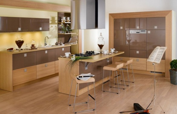 Featured Image of Kitchen Furniture Design Ideas
