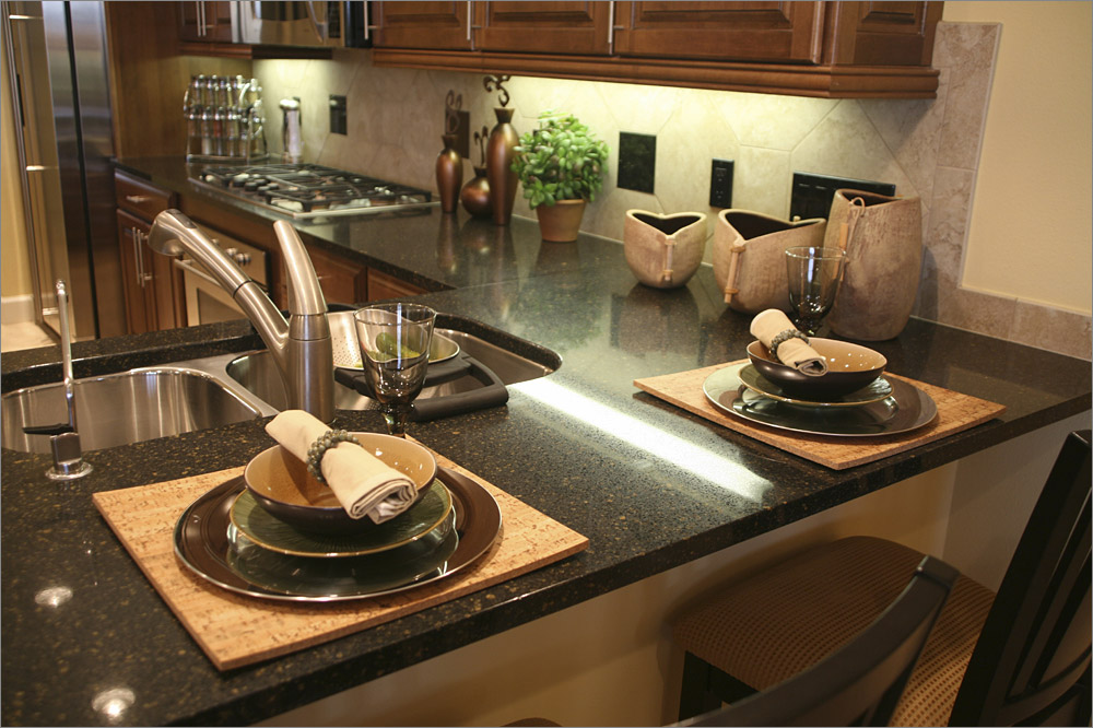 Featured Image of Kitchen Granite Back Splashes Ideas