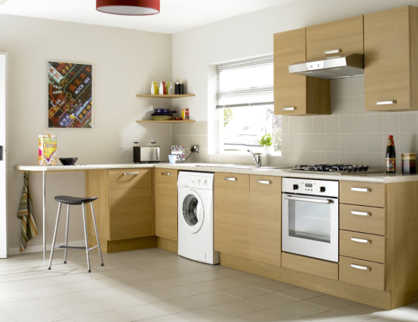 Featured Image of Kitchen Laundry Room