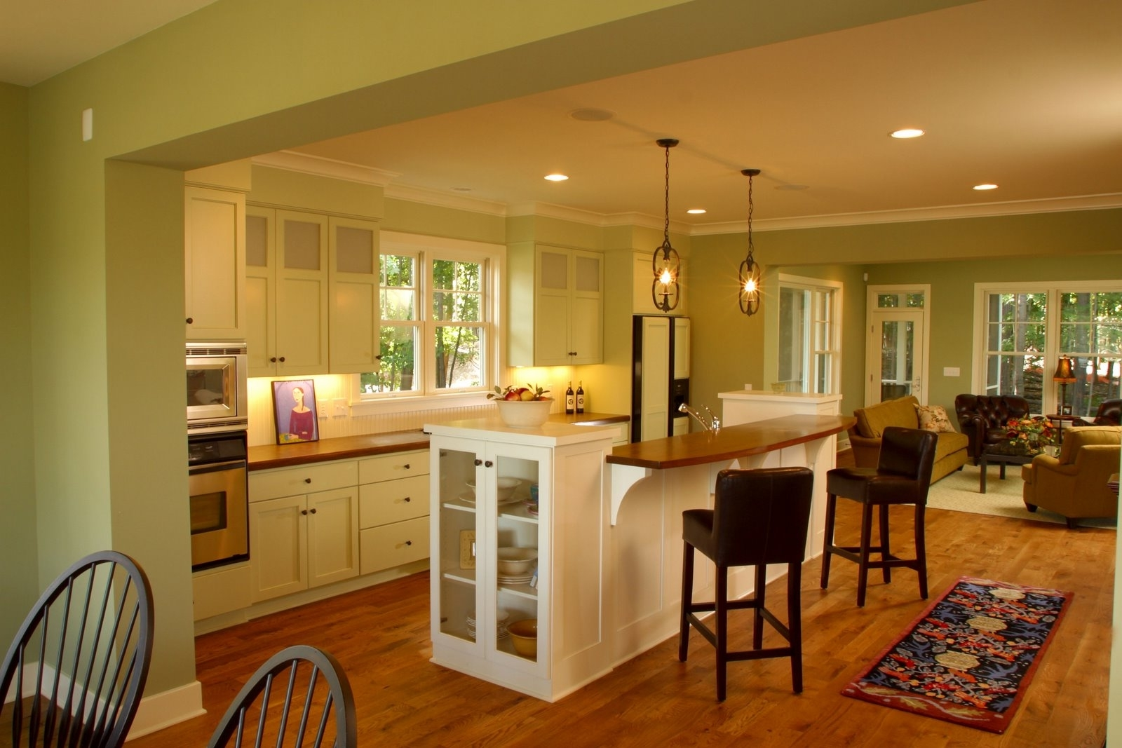 Featured Image of Kitchen Plaster Ceiling