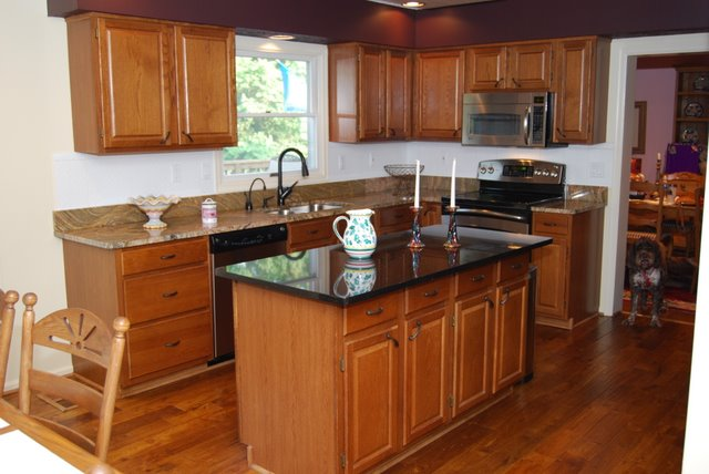 Featured Image of Kitchen Wooden Countertop Ideas