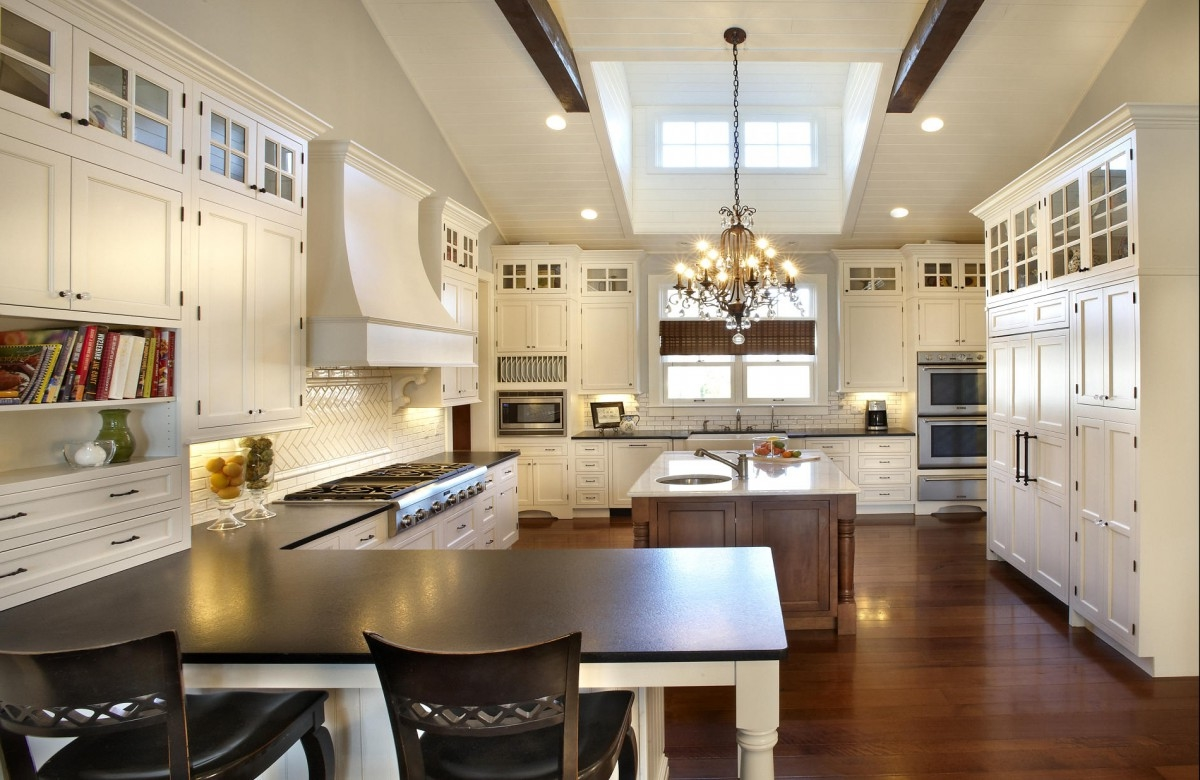 Featured Image of Large Kitchen Decor