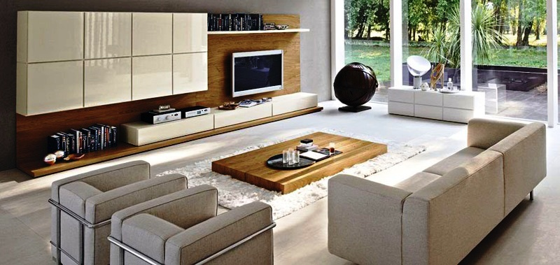 Featured Image of Large Living Room Decoration Ideas