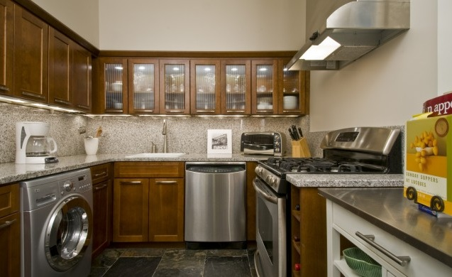 Featured Image of Laundry In Kitchen Room