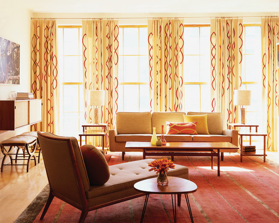 Featured Image of Living Room Curtain Ideas