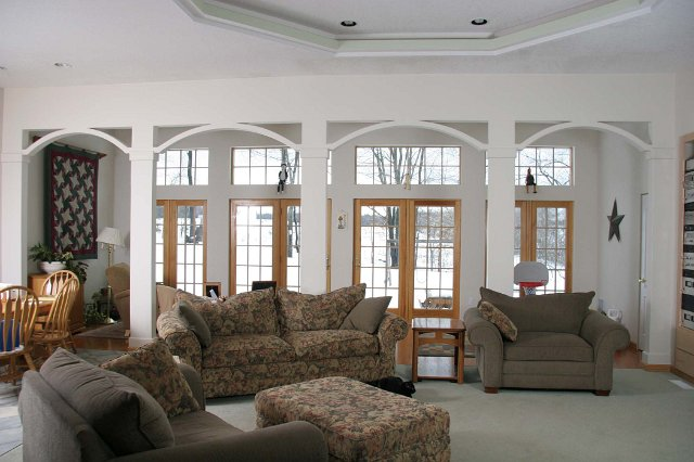 Featured Image of Living Room Drywall Design Ideas