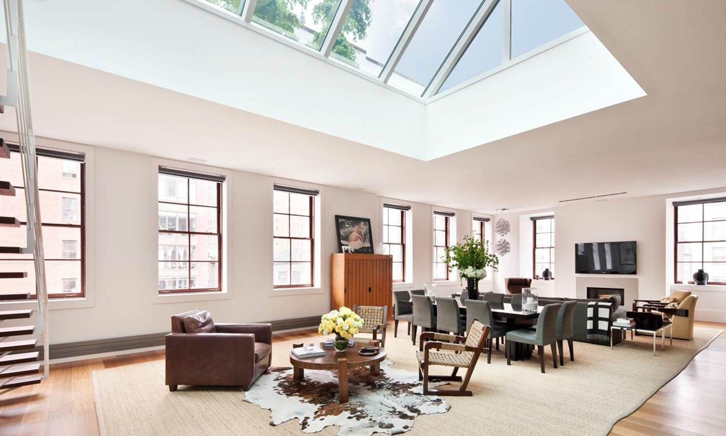 Featured Image of Living Room With Glass Ceiling