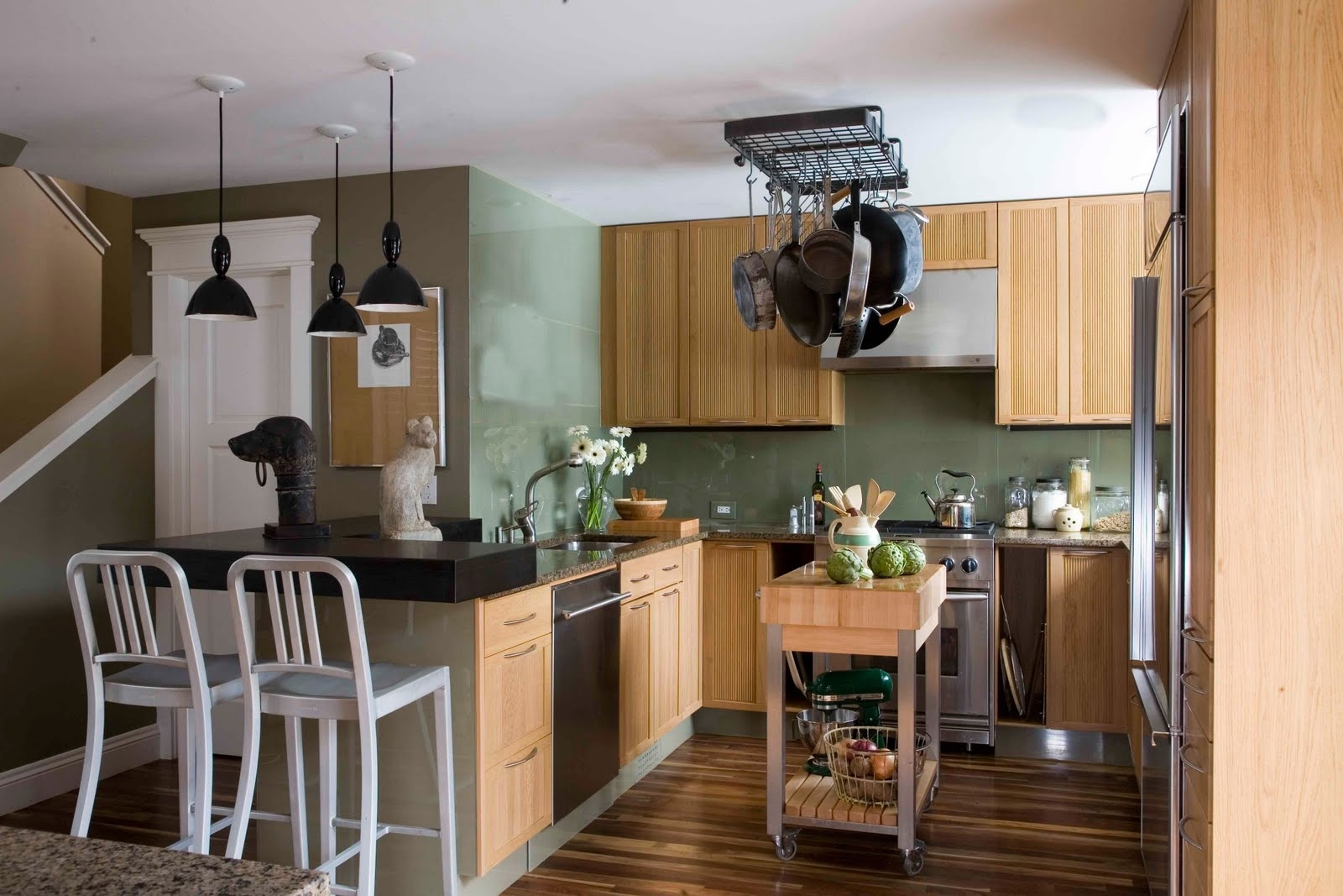 Featured Image of Lovely American Kitchen Modern Look