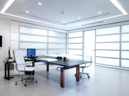 Featured Image of Luxurious Modern Office Designs Ideas