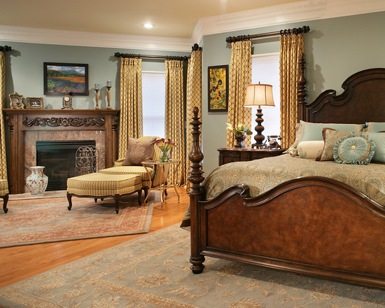 Featured Image of Luxurious Traditional Bedroom Ideas