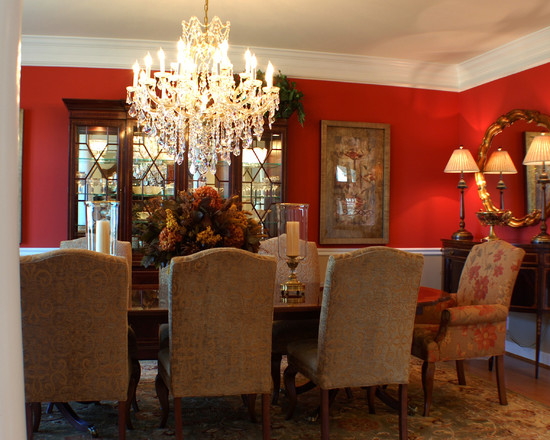 Featured Image of Luxury Dining Room Chandelier Ideas