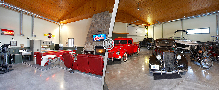 Featured Image of Luxury Elegant Garage Design Ideas