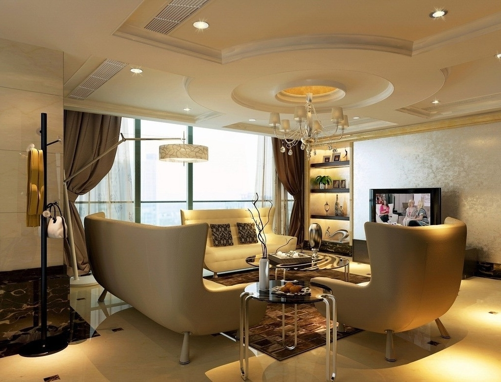 Featured Image of Luxury Gypsum Ceiling