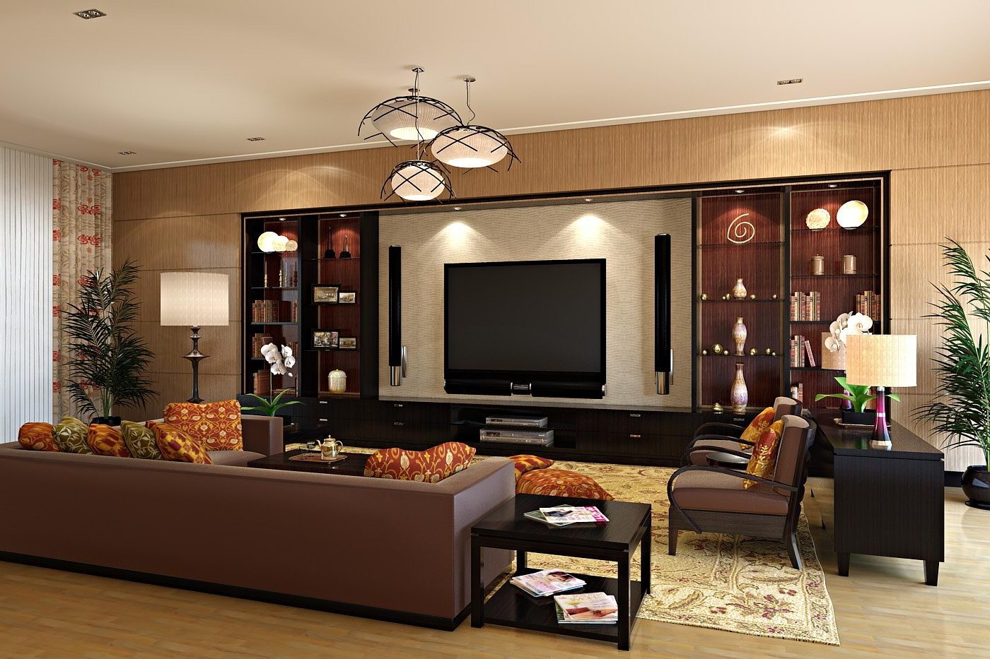 Featured Image of Luxury Italian Living Room