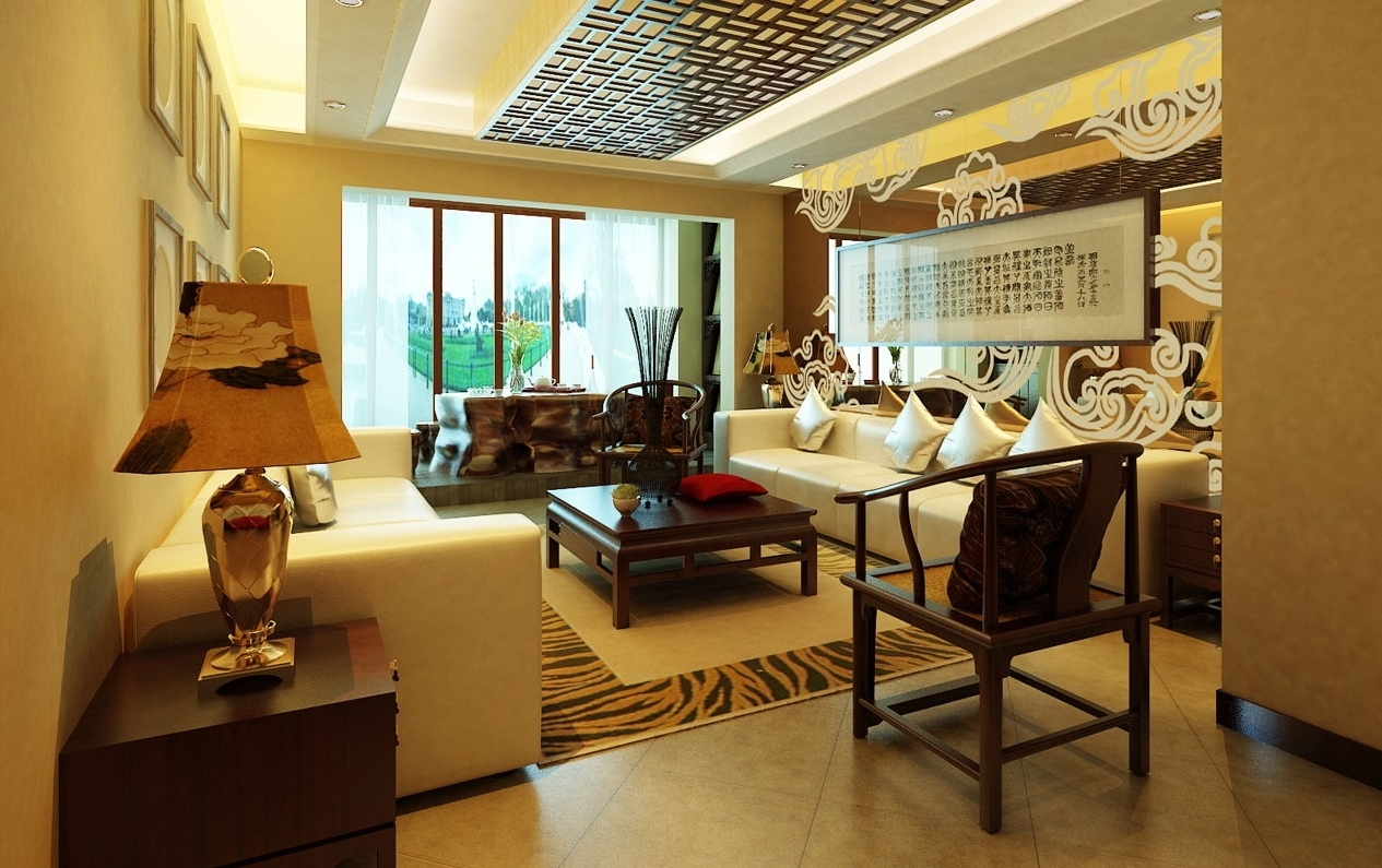 Featured Image of Luxury Japanse Ethnic Living Room