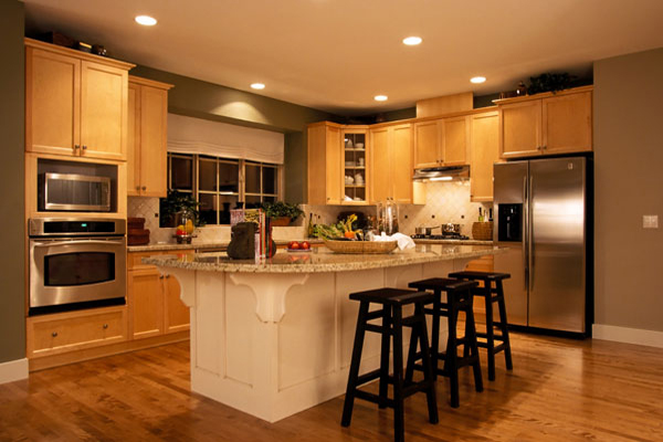 Featured Image of Luxury Kitchen Cabinets Colors Styles