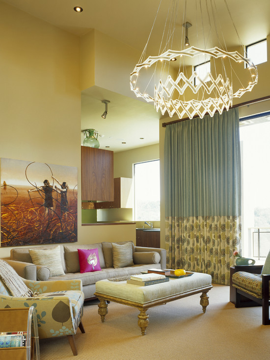 Featured Image of Luxury Living Room Curtain Ideas