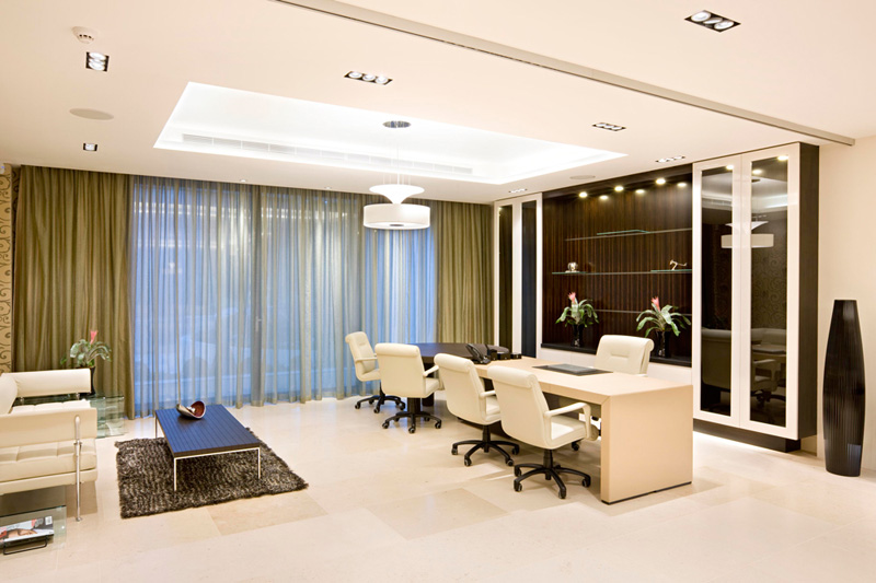 Featured Image of Luxury Office Design Idea