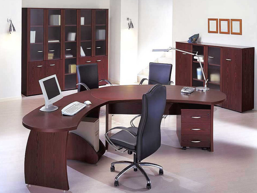 Featured Image of Luxury Office Design Interior Ideas
