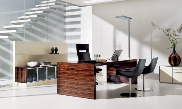Featured Image of Luxury Office Design Modern Ideas