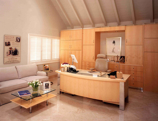 Featured Image of Luxury Office Furniture Ideas