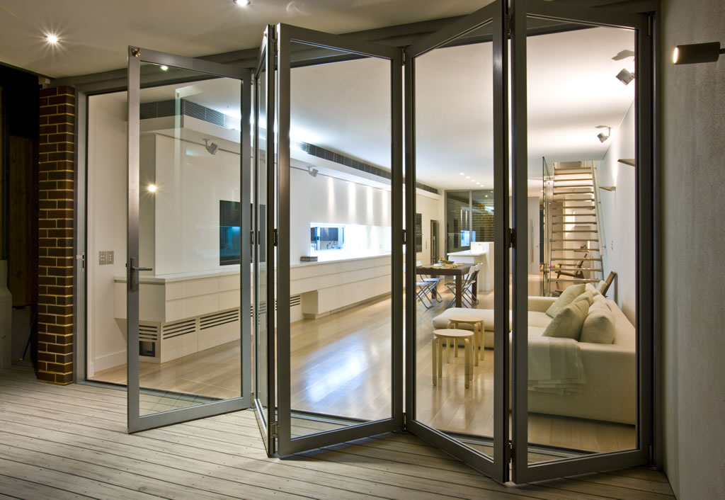 Featured Image of Metal French Door