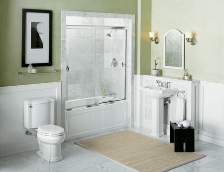 Featured Image of Minimalist Bathroom Design Ideas