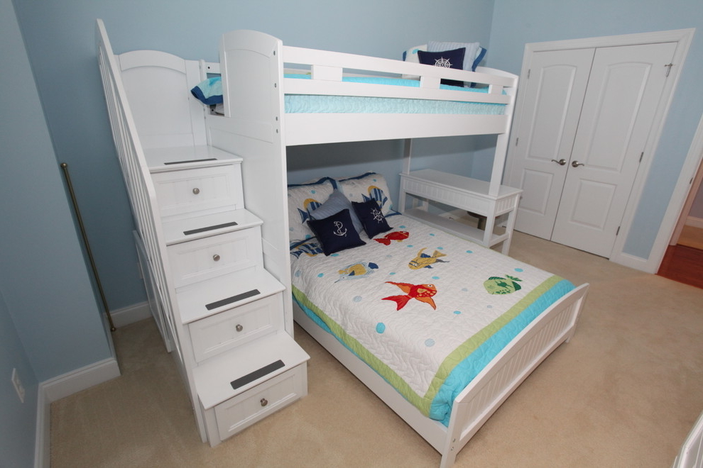 Featured Image of Minimalist Bunk Beds For Kids