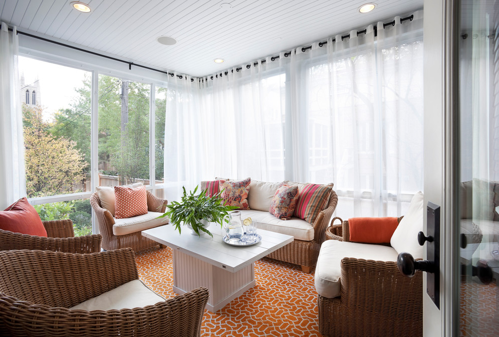 Featured Image of Minimalist Curtains For Triple Windows