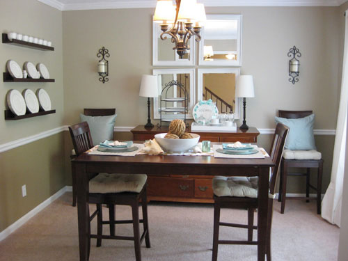 Featured Image of Minimalist Dining Room Furniture Ideas