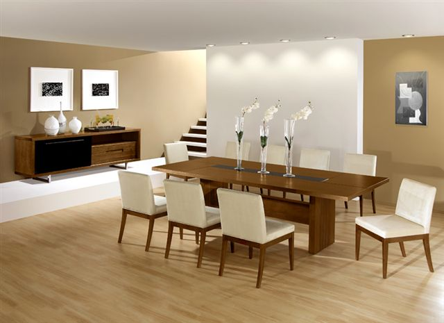 Featured Image of Minimalist Elegant Modern Dining Room Furniture