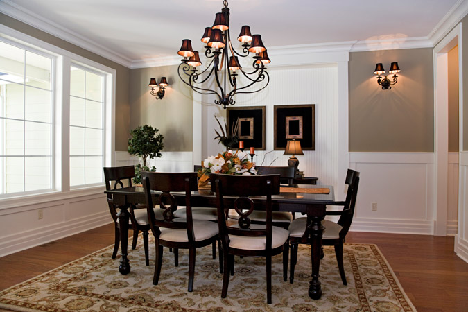 Featured Image of Minimalist Formal Dining Room Decorating Ideas