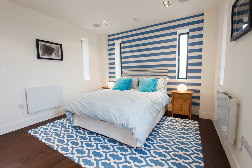 Featured Image of Minimalist Girl Room In Blue Theme