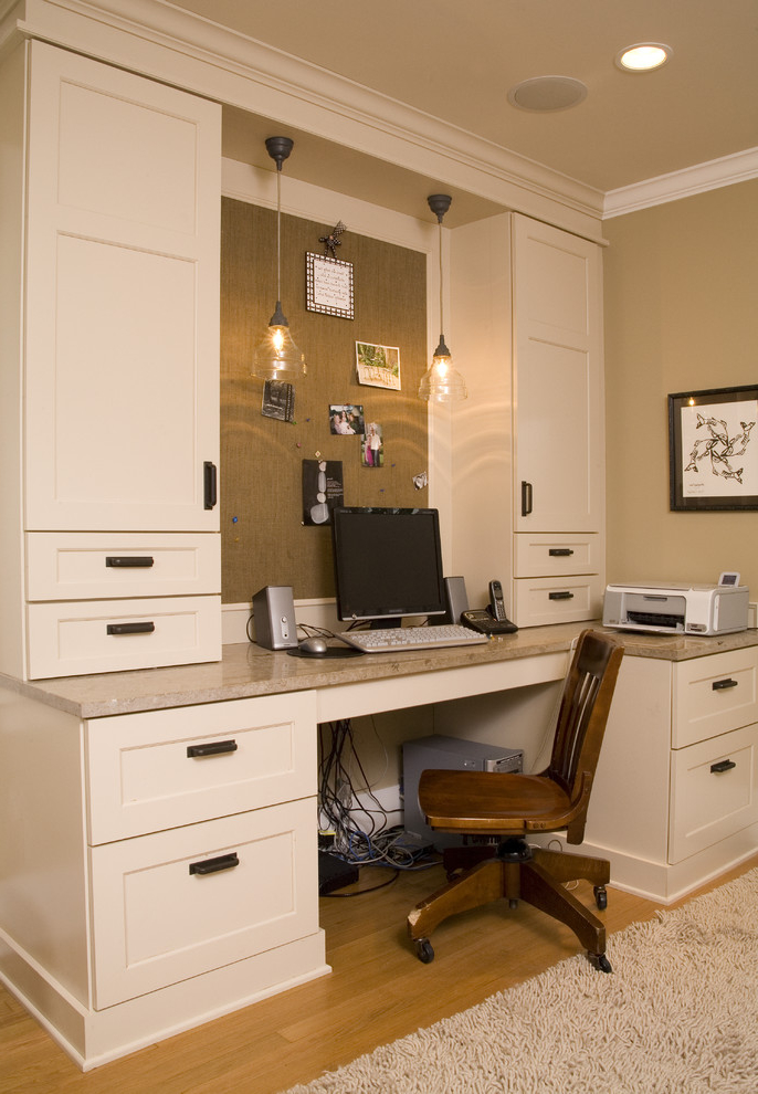 Featured Image of Minimalist Home Office Decor