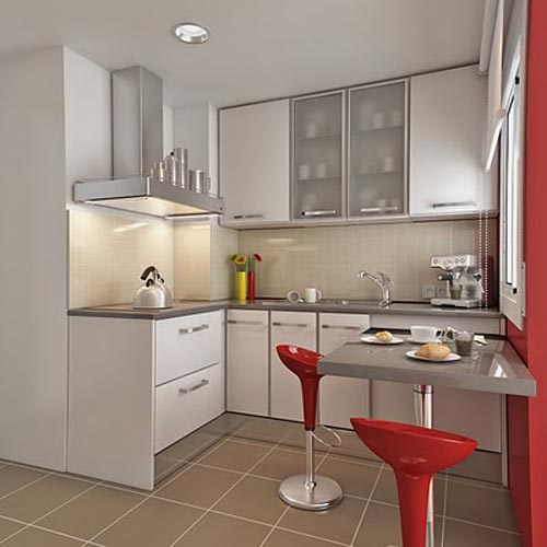 Featured Image of Minimalist Kitchen Furniture Ideas