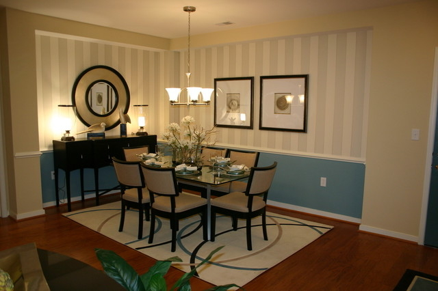 Featured Image of Minimalist Luxury Dining Room Interior