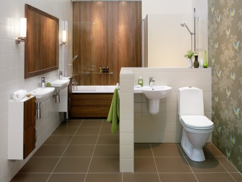 Featured Image of Minimalist Moden Bathroom Ideas