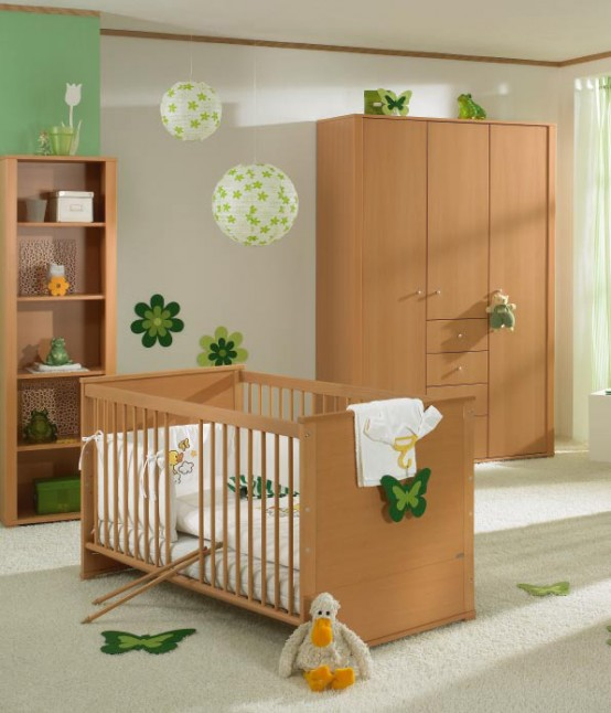 Featured Image of Minimalist Modern Baby Nursery Furniture