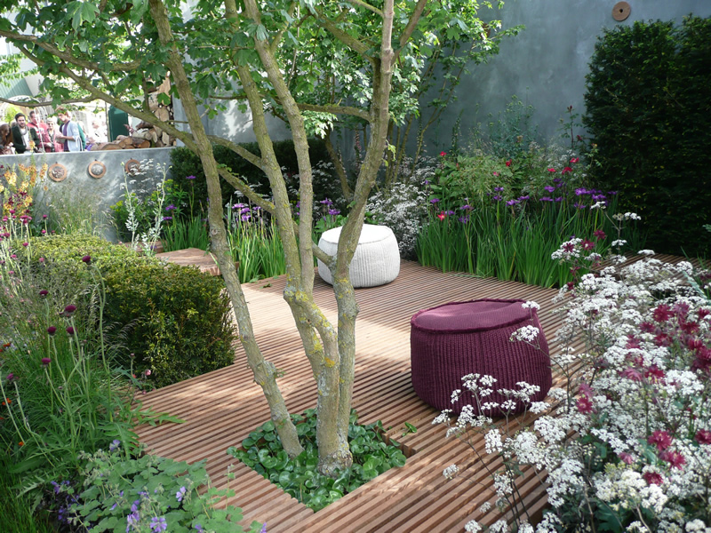 Featured Image of Minimalist Modern Garden Decoration