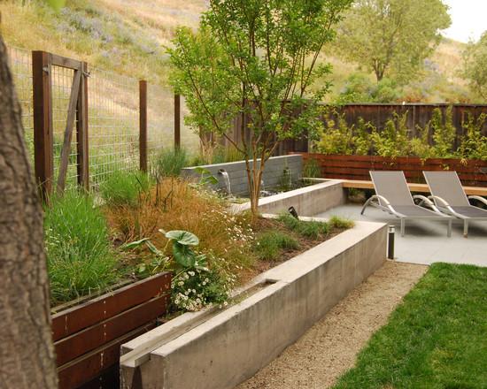 Featured Image of Minimalist Modern Garden Furniture Ideas