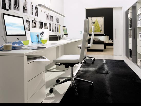 Featured Image of Minimalist Modern Office Furniture Design Ideas
