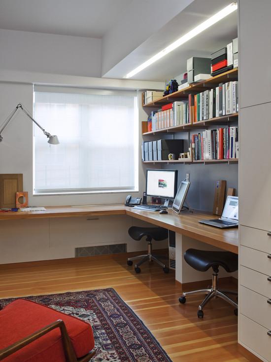 Featured Image of Minimalist Modern Office Furniture Ideas
