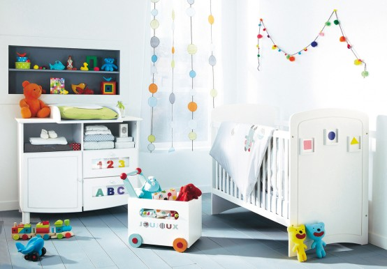 Featured Image of Minimalist Nursery Room Decoration Ideas