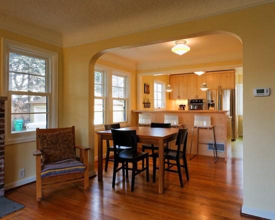 Featured Image of Minimalist Retro Kitchen Furniture Ideas