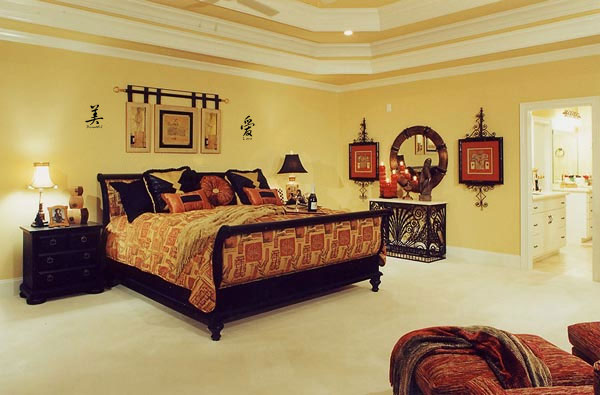 Featured Image of Modern Asian Bedroom Decoration