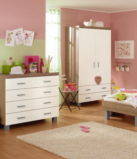 Featured Image of Modern Baby Nursery Furniture Decoration