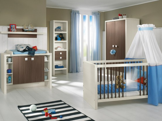 Featured Image of Modern Baby Nursery Furniture Ideas