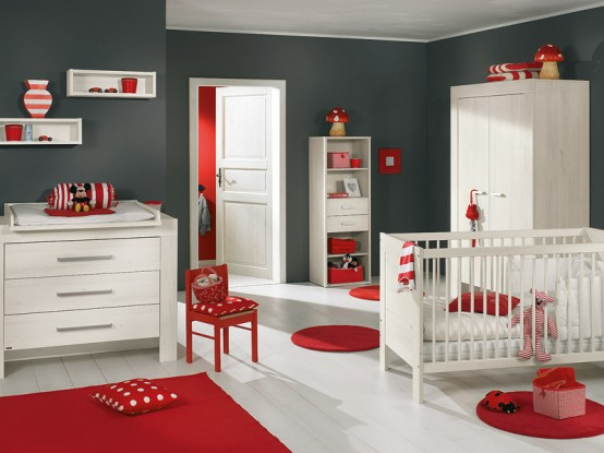 Featured Image of Modern Baby Nursery Furniture Interior