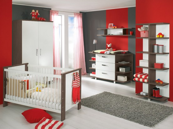 Featured Image of Modern Baby Nursery Furniture Set